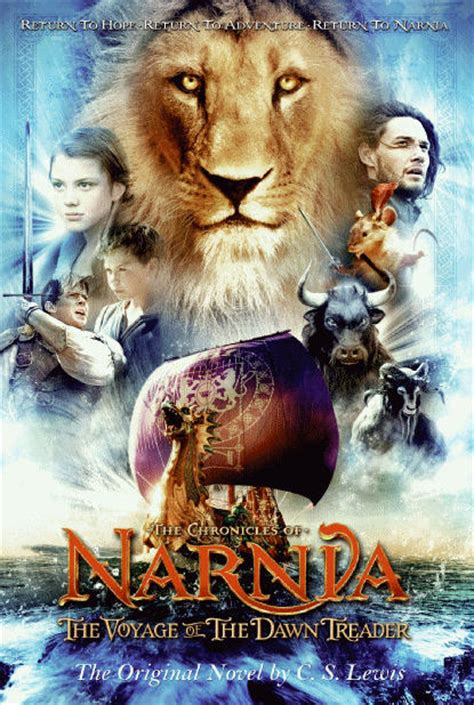 film narnia part 3 book cover art for the voyage of the dawn treader narniaweb