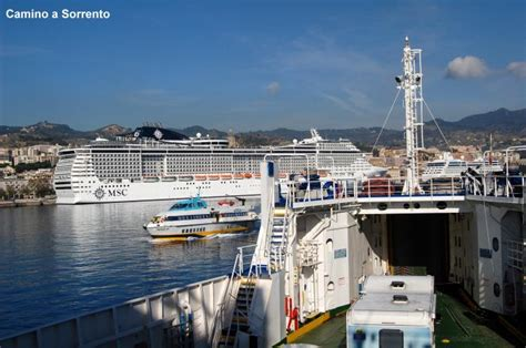 ferry boat cground ferry boats terminal messina