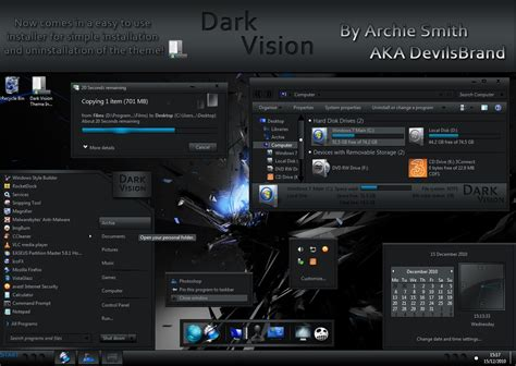 themes download beautiful beautiful black windows 7 theme free download cluslinkro