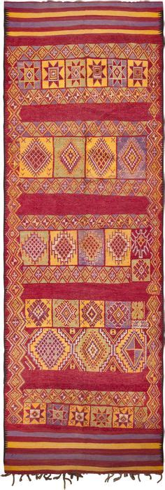 Moroccan Elephant Rug by Vintage Beni Ourain Moroccan Rug 47106 Image By