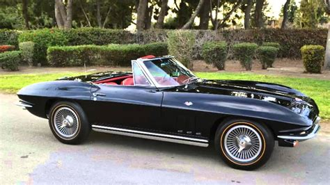 corvette stingray c2 chevrolet corvette c2 sting cabrio 1962