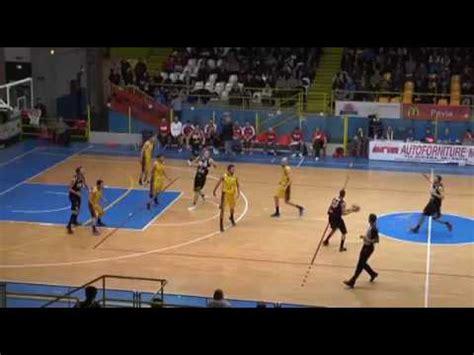 pavia basket edimes pavia basket vs forenergy vigevano 07 01 2017