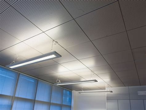 Sound Deadening Ceiling by Sound Absorbing Radiant Ceiling Tiles Climacustic By Patt