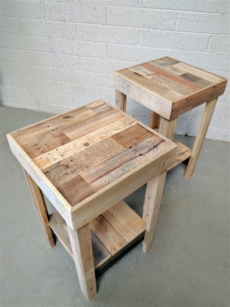 Handmade Bedside Tables - 16 convenient handmade bedside table designs you ll find a