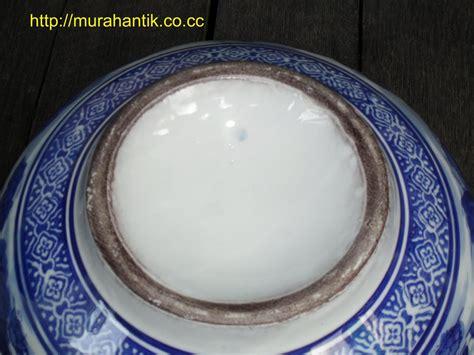 Mangkok Sotobubur 16 5 Cm benda antik langka mangkok kramik berdengung
