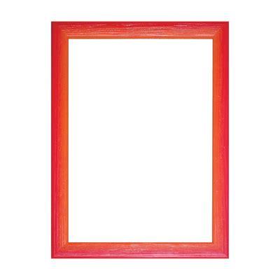 cornice 60 x 80 cornice bicolor rosso 60 x 80 cm prezzi e offerte