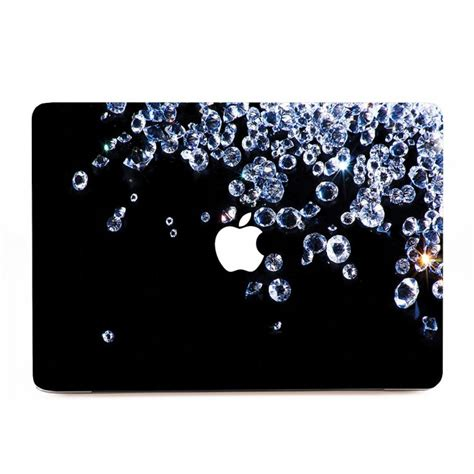 Macbook Pro 13 Skin Aufkleber by Diamonds Macbook Skin Aufkleber