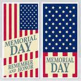 memorial greeting card templates memorial day flyer template stock vector illustration of