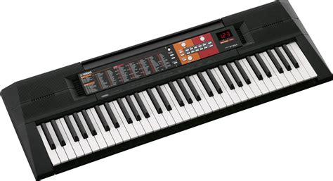 Keyboard Yamaha yamaha psr f51 home and portable keyboard
