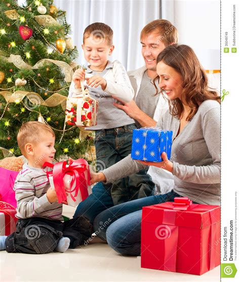 christmas family royalty free stock images image 35049749