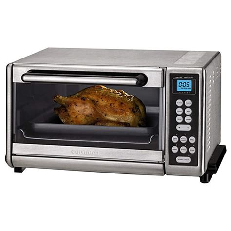 Refurbished Toaster Oven cuisinart cto 140pcfr convection toaster oven broiler refurbished ebay