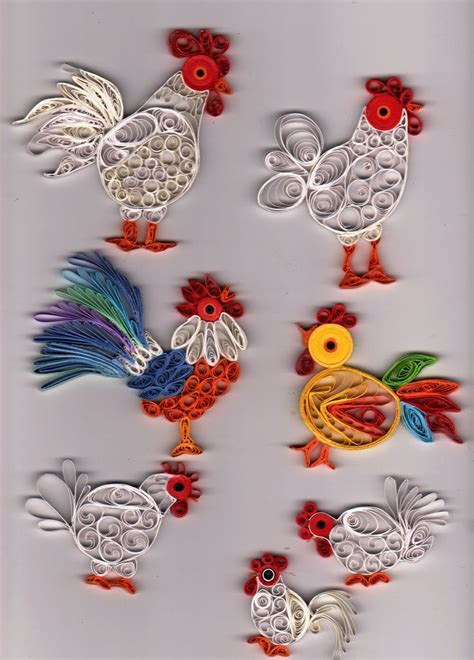 Paper Quilling Crafts - 4207 best quilling projects images on quilling