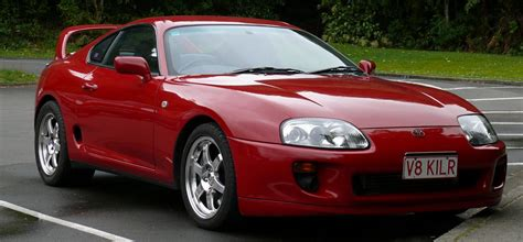 Toyota Supra Mk Iv View Of Toyota Supra Mk Iv Photos Features And
