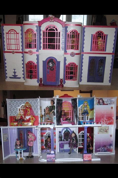 After High Doll House after high doll house after high