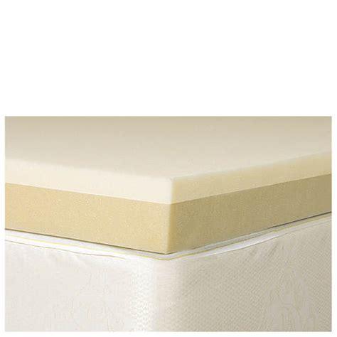 High Density Memory Foam Mattress Topper by 4 Quot Memory Foam High Density Foam Mattress Topper Gallery