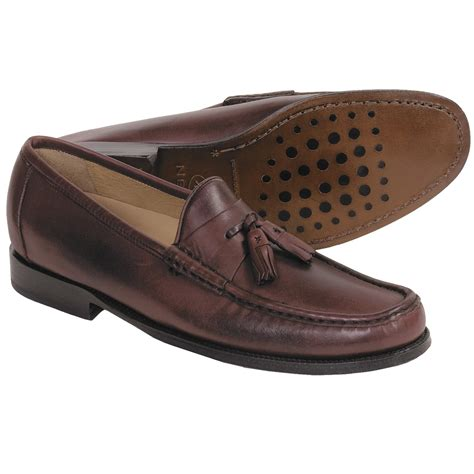 loafers for me neil m scot tassel shoes loafers leather for