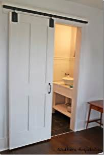 Barn Door Ideas For Bathroom Mitchell Gold Cottage At Serenbe Southern Hospitality