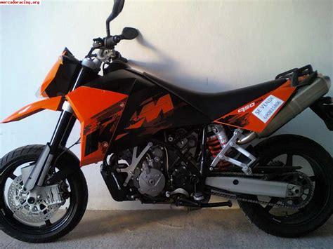 Ktm Sm 950 Ktm 950 Sm Venta De Motos De Carretera Enduro O Cross