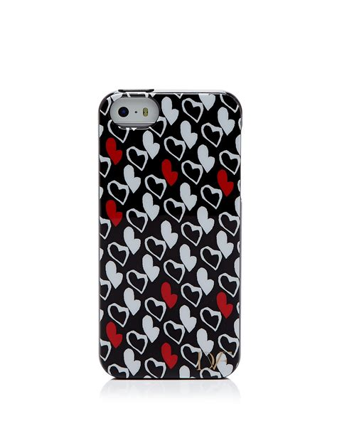 Iphone 5 5s Dvf Diane Furstenberg Casing Cover Bumper Armor diane furstenberg iphone 5 5s print silicone bloomingdale s