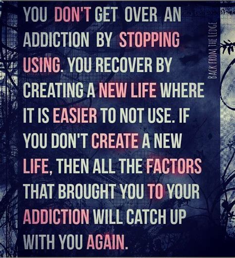 15 sober family of addiction sober is the new black 41 best addiction quotes wallpapers sayings pictures Day