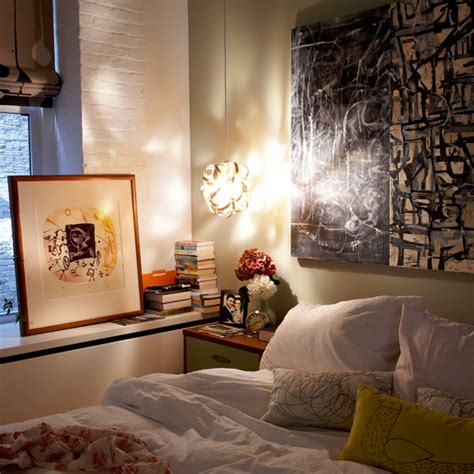 new york loft bedroom new york loft style apartment house tour ideal home