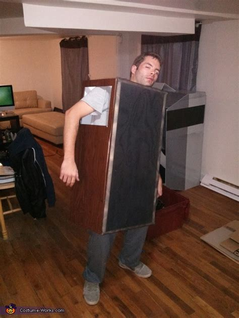 giant nintendo costume photo