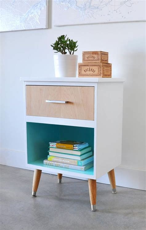 painted mid century modern furniture painted furniture grab a brush upcycle is better