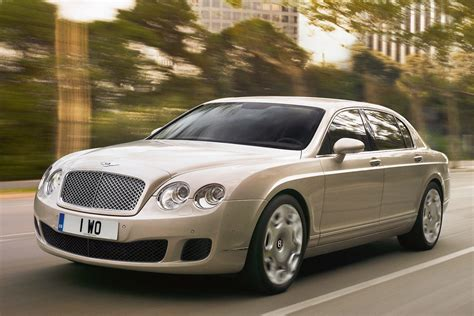 bentley flying spur bentley continental flying spur galerie foto masini si
