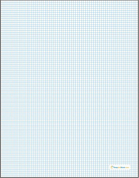 online selection of printable graph paper