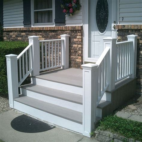 projects  diyers   front porch steps mobile