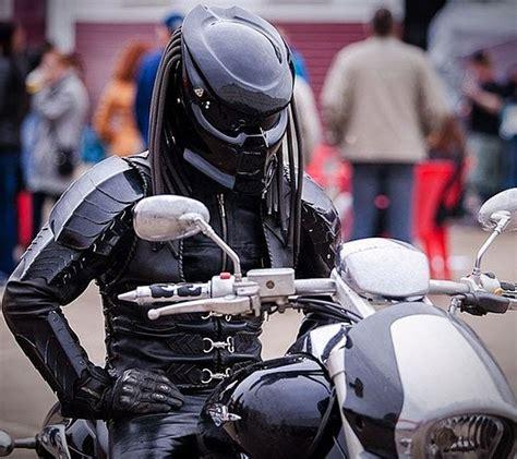 Helm Sticker Keren by Predator Motorcycle Helmet