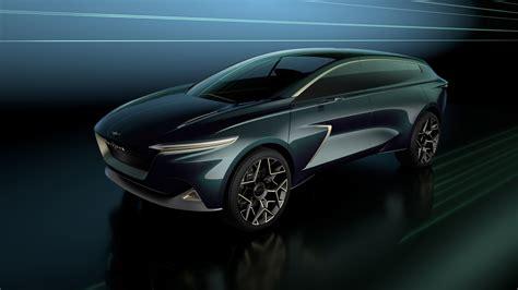 wallpaper lagonda  terrain electric cars geneva motor