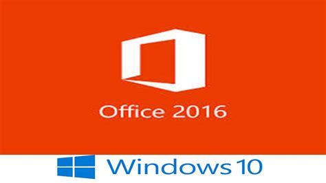 descargar e instalar office 2016 para windows 10 gratis