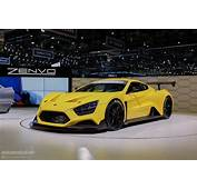 Zenvo ST1 Based TS1 And TSR Debut In Geneva  Autoevolution