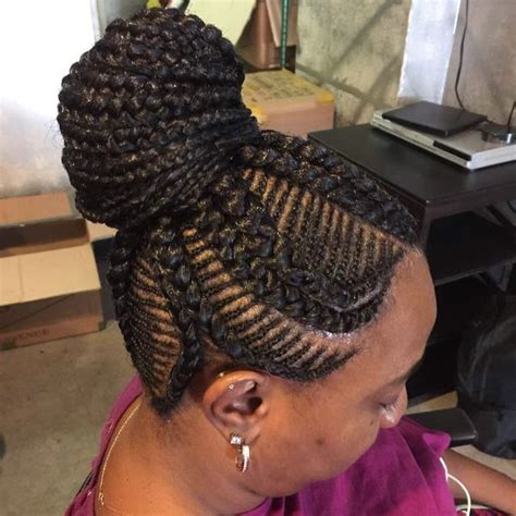 American Braided Hairstyles by Braids Hairstyles Pretty Braid Styles For Black