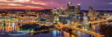 Pittsburgh To Welcome To The City Of Pittsburgh