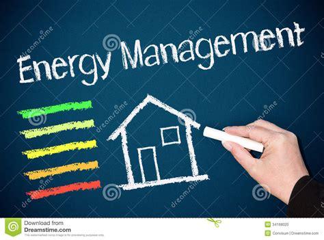 Energy Efficient Homes Plans energy management stock photo image 34168020