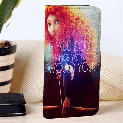 Custom Disney Sofia The Iphone Samsung Galaxy Casing Xiaomi merida quotes disney the brave custom wallet for iphone 4 4s 5 5s 5c 6 6plus and
