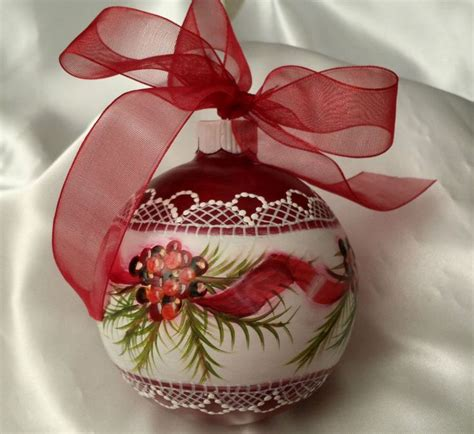 painted ornament ideas 1000 ideas about painted ornaments on