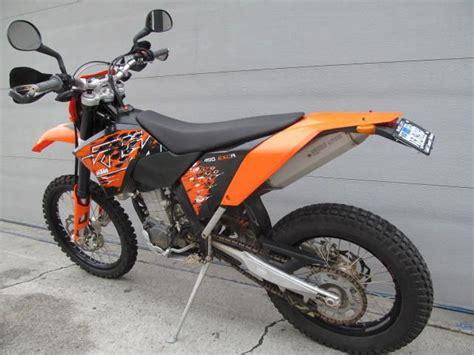 2008 Ktm 450 Exc For Sale 2008 Ktm 450 Exc R Dual Sport For Sale On 2040 Motos