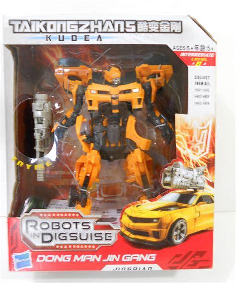 Mainan Figure Kw Superior Tinggi 7 Inch jual mainan robot transformer bumblebee taikongzhans hipoo toys bsd