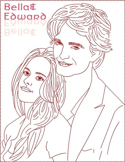 nicole s free coloring pages twilight bella swan