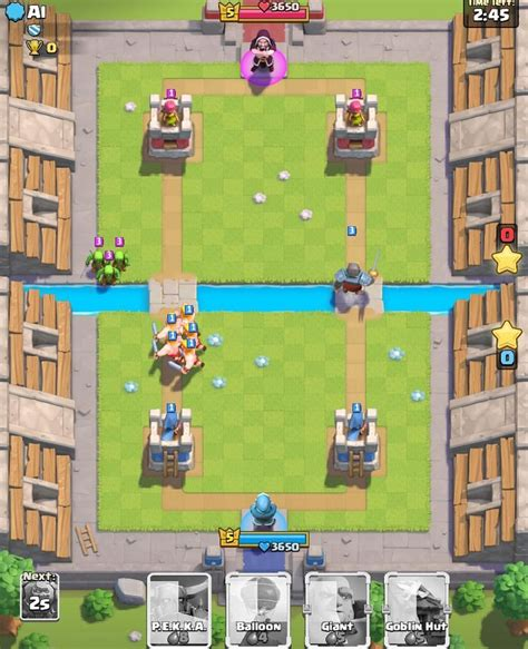 like royale ask is this what clash royale looks like back then