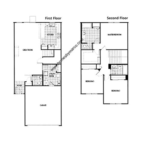 bentley floor plans bentley model in the remington pointe subdivision in volo