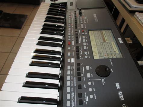 Keyboard Korg Pa600 Baru korg pa600 image 1669184 audiofanzine
