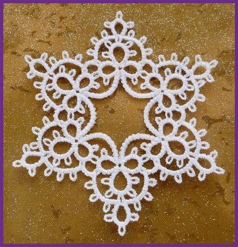 tatting ornament patterns 25 b 228 sta tatting patterns id 233 erna p 229 m 246 nster