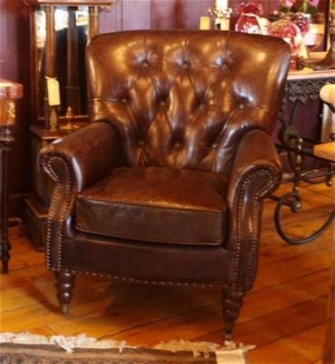 distressed brown leather armchair wingback armchair brown leather and armchairs on pinterest