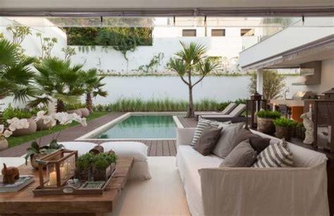 quintal piscina decorada piscina deck 30 fotos e dicas