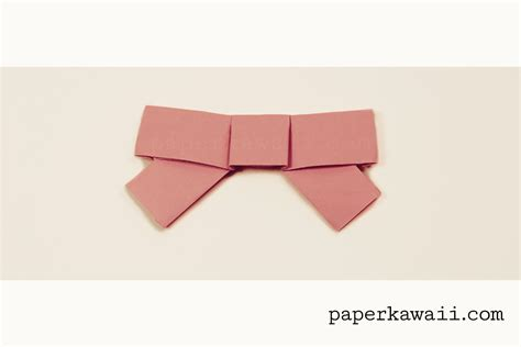 where can you get origami paper origami bow tutorial paper kawaii