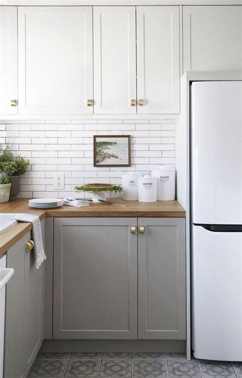 fa軋des de cuisine cuisine blanche 22 id 233 es tendances 2018 pour votre cuisine